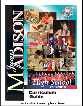 Front Page Of The Curriculum Guide