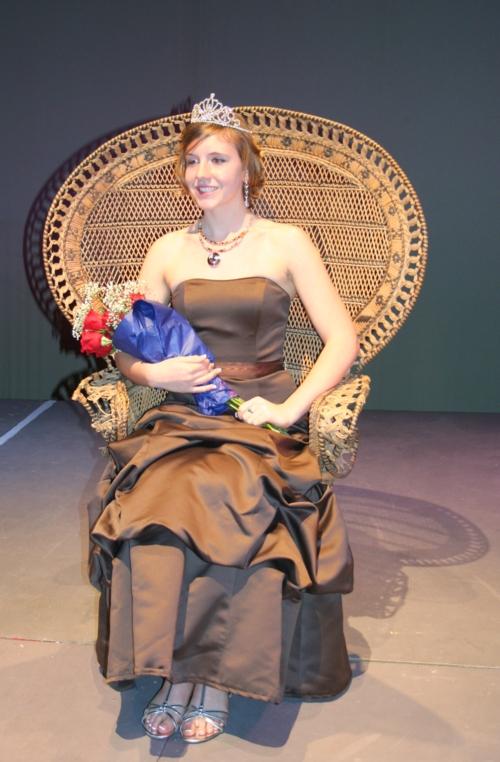 Rose Festival Princess, Mataya McNeill
