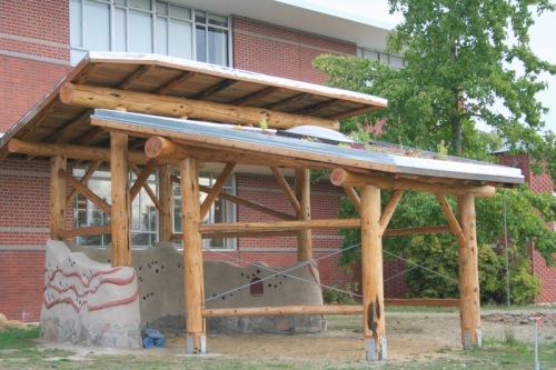 <b>(Photo by Nate Barrett)</b> The Outdoor Classroom, Madison